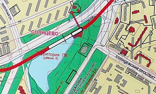 линии легкого метро.