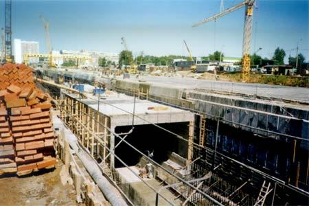 Строительство Метрополитенов. Учебник. 1987 Год